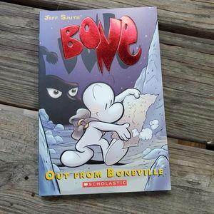 Scholastic comic Bone by Jeff Smith